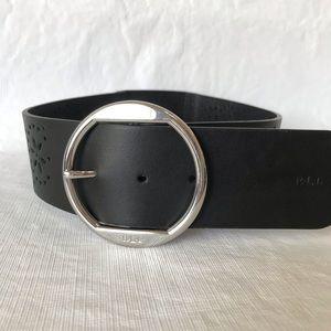 Lauren Ralph Lauren Black Belt